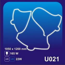 Motív U021