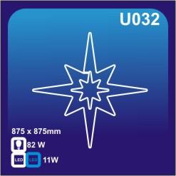 Motív U032