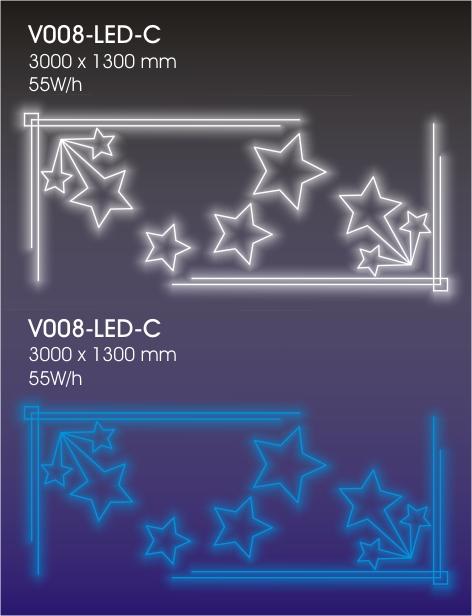 Motív V002 LED