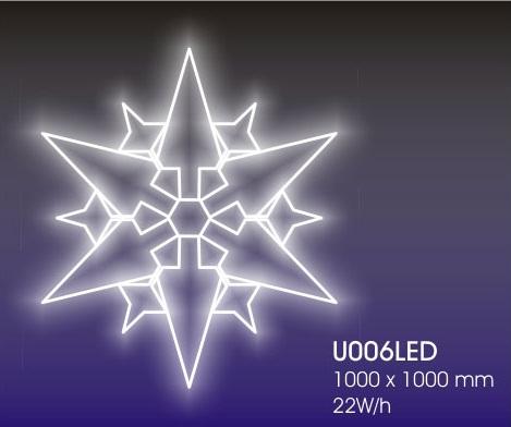 Motív U006 LED