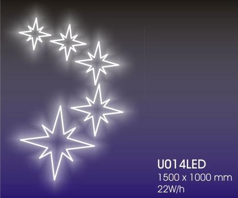 Motív U014 LED