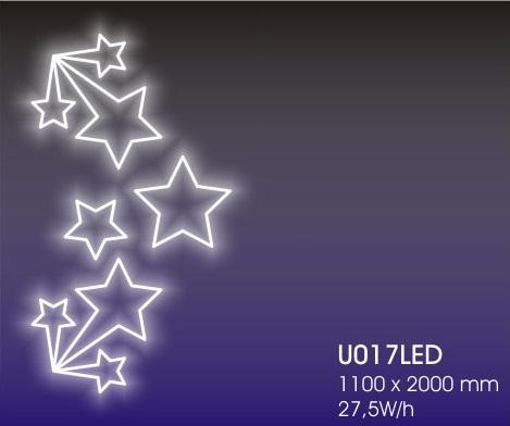 Motív U017 LED